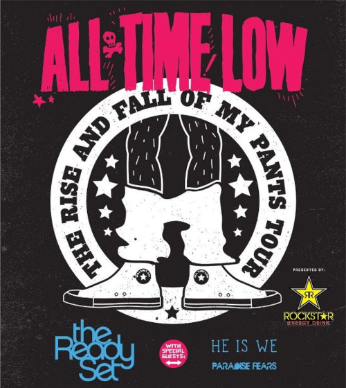 All Time Low's Setlist | Floatmag's Blog